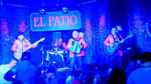 los nuevosl rebeldes at el patio night club youtube