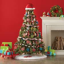 Sears Artificial Christmas Tree Stand by Christmas Decorations Kmart