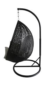 Ikea Egg Pod Chair by Furniture Black Rattan Hanging Chair Ikea Matched With Stand For