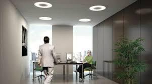 le bureau led comment installer la facture de lumière au plafond led pour la