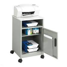 Small Metal Printer Stand Printer Stand With Cabinet