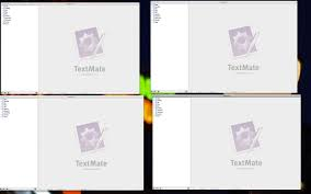 Tiling Window Manager Osx by Macos Best Way To Organize Tile Multiple Windows On Mac Os X