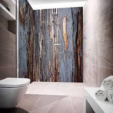 heimwerker duschrückwand duschrückwände aus alu dibond