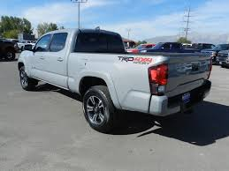 2018 Used Toyota Tacoma TRD SPORT At Watts Automotive Serving Salt ... 2018 Toyota Tundra Trd Sport Exterior And Interior Walkaround Preowned Toyota Truck Highlander Le Utility In Hollywood 2017 Tacoma Crew Cab Pickup Hiram Sport Double 5 Bed V6 4x4 At Truck Youtube Review 2015 Is Your Weekend Getaway Bestride New I Tuned Suspension Nav 4 1980 4wd 49k Original Miles Paint 2016 Offroad Vs Mishawaka Jm173303