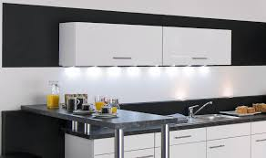 eclairage de cuisine les led dans le monde de la cuisine des cuisines aviva