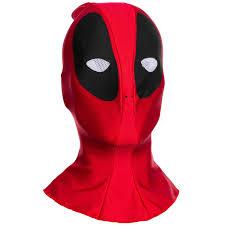 Halloween Express Purge Mask by Deadpool Fabric Mask Halloween Accessory Walmart Com