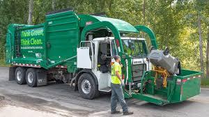 100 Truck Town Bremerton Garbage S Waste Management BremAir Disposal YouTube