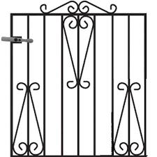 Winchester Metal Garden Gate UK Made Garden Gates Direct