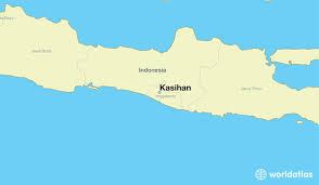 Map Showing The Location Of Kasihan