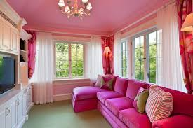 20 plush pink sofa living room home design lover pink