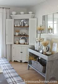 A Clean Old Fashioned Look With Rustic Decor Timeless Country Dining Room