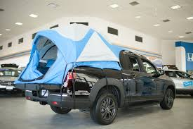 100 Camp Right Truck Tent In Style With The Ridgeline Wilde East Towne Honda News