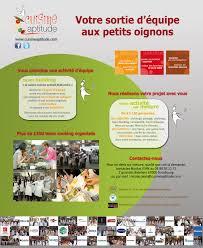 magazine de cuisine activities cuisine aptitude cours de cuisine for your seminar in
