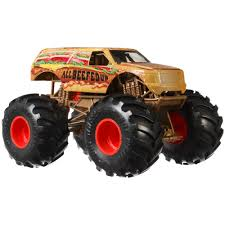 100 Monster Truck Pictures Hot Wheels S 124 Scale All Beefed Up Vehicle Walmartcom