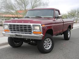 100 78 Ford Truck F350 19 F350RegularCabLongBed Specs Photos