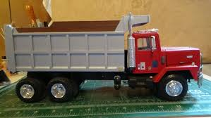 AMT International Paystar 5000 Dump Truck(old Build) - Under Glass ...
