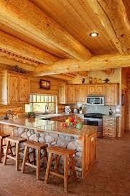 Log Cabin Kitchen Decorating Ideas by Best 25 Log Cabins Ideas On Pinterest Log Cabin Homes Cabin