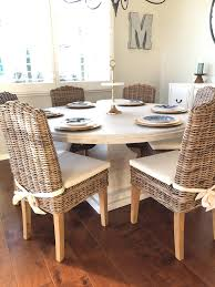 Andrews Pedestal Table With Rosalind Wicker Chairs ... Rattan Ding Chair Set Of 2 Mocka Nz Solid Wood Table Wicker Chairs Garden Table And Chairs 6 Seater Triple Plate Grey Granite Wicker Grosseto Cream Wood Round With 5 In Blandford Forum Dorset Gumtree Teak Driftwood Sunbrella Details About Louis Outdoor 7 Piece Acacia Stacking Shore Coastal Cushion Room Trends Ideas For 20 Hayneedle Sahara 10 Seat Top Kai Setting Sicillian Stone Half Rovicon Saltash Small Extending 4 Amari 1