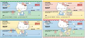 Hello Kitty Checks Best Personal Checks