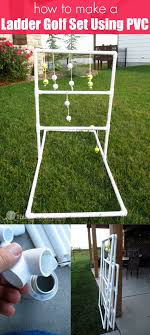 How To Make An EASY Ladder Golf Set Using PVC | Ladder Golf, Yard ... Exterior Design Wonderful Backyard With Horseshoe Pit Pits Completed Rseshoe Pitpaver Lkways Recycled Backstop And Bocce Court Idea Escape Pinterest Yards How To Make Glow In The Dark Rshoes Clutter Craft Garden Outdoor Regulation Dimeions Clay For Horshoes Brsa Easy Diy Android Apps On Google Play The Joys Of Tailgating Best Shoe Polish Horse Shoes Yard Score Oldtimey Lawn Games Pop Up Highend Homes Wsj