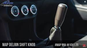 Tapered Delrin Shift Knob