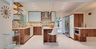 60s Inspired Kitchen