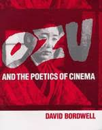 Book Cover For Ozu And The Poetics Of Cinema