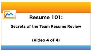 Resume 101: Secrets Of The Team Resume Review (Video 4 Of 4) - YouTube Resume 101 A Student And Recentgrad Guide To Crafting Rumes Up Career Center Youtube Resume Workshop Postpng Arizonawork Prep Zelienople Area Public Library Empowerment Workshops In Mhattan Rsum 17 Jan 2019 Job Searching Writing A Killer Resume Careers In Nonprofits Please Consider Attending The Event Hosted By Our Very Examples Examples Rumeexamples Cover Why We Prefer Pdf Is Back For 2016 Bret Development Aspire Spanish Templates Viaweb Co Cv 40269 70 Unique Photos Of Samples Jobs Australia