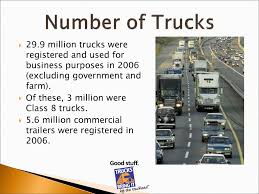 100 Used Class 8 Trucks TRUCKING INDUSTRY STATISTICS Ppt Download