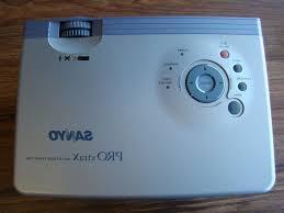 looking sanyo pro xtrax multiverse projector l modern