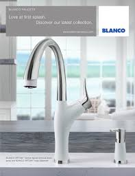Blanco Meridian Semi Pro Kitchen Faucet by 2016 Blanco Faucet Brochure By Blanco Issuu