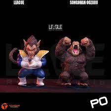 100 Studio Son League Gohan Oozaru