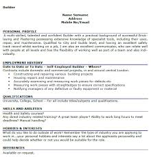 Interest And Hobbies For Resume Examples Bunch Ideas Of Interests Sample Amazing Personal
