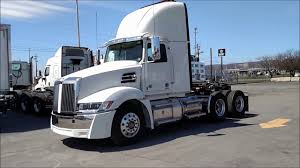 2016 Western Star 5700XE Day Cab @ Sherwood - YouTube