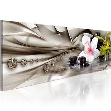 leinwand bilder blumen orchidee bild abstrakt wandbilder