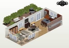 idee plan cuisine plan de cuisine ouverte sur salle a manger home design choosewell co