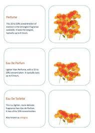 the difference between perfume eau de parfum and eau de toilette