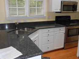 White Cabinets Dark Gray Countertops by Granite Colors Granite Charlotte Steel Grey Steel Gray