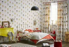 Whatever Your Choice For Wall Decoration Wallpaper Or Decorative Accents Kids Decor Transform Empty Walls And Make Childrens Bedroom Decorating