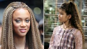 Bed Head Hair Crimper by Crimped Hair Is Making A Comeback See The Look Then And Now