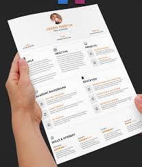 Professional Resume Templates Design Tips
