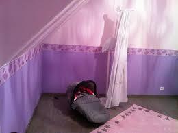 chambre violet et chambre et violette photo 3 4 chambre bébé fille