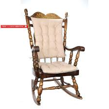 Trenton Gifts 2 Piece Padded Rocking Chair Cushion Set - Beige Rocking Chair Cushions Ebay Patio Rocking Chair Ebay Sears Cushion Sets Klear Vu Polar Universal Greendale Home Fashions Jumbo Cherokee Solid Khaki Diy Upholstered Pad Facingwalls Llc Upc Barcode Upcitemdbcom Spectacular Sales For Standard Microfiber
