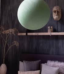inspiration wohnzimmer powder green hanging l
