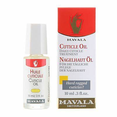 Mavala Cuticle Massage Oil - 5ml