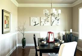 Dining Rooms With Chair Rails Rail And Picture Frame Molding Room Wainscoting Paint Color Ideas Chai