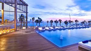 100 W Hotel Barcelona Top 10 Hotels In Luxury Pools Hotels