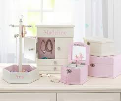 Cute And Classic Jewelry Boxes To Help Organize Any Little Girl's ... Madeline Dresser Pottery Barn Kids Play Vanity Kendall Topper Set Simply White By Bathroom Realieorg Armoire Valencia Extrawide Wardrobe Modern Extra Wide With 8 Drawer Storage 1099 Nest Juvenile Provence Double In Baby Gabriel Right Paint Color For Pating Fniture Blythe 542 Best Furn Redos Dressers Vanities Images On Pinterest