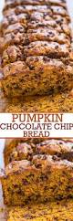 Bisquick Pumpkin Banana Bread by The Best Pumpkin Chocolate Chip Bread Pumpkin Recipes Pumpkin