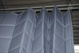pleasant idea noise reducing curtains retractable acoustic